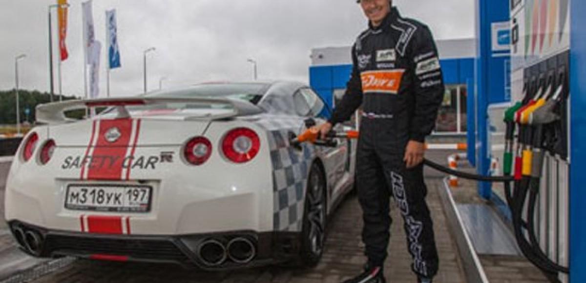 Роман Русинов принял участие в Nissan R-Days