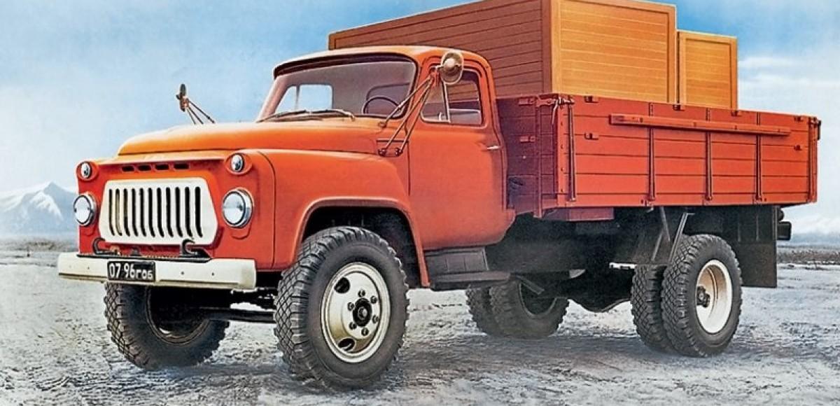 Автомобильный дизайн СССР