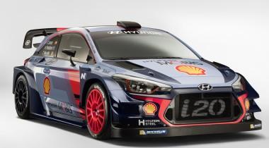 Hyundai i20 Coupe WRC: к бою готов