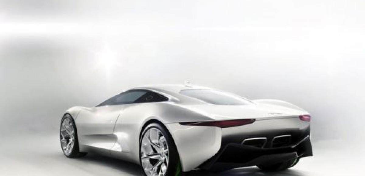 Jaguar C-X75 признан лучшим концептом на Louis Vuitton Classic Awards