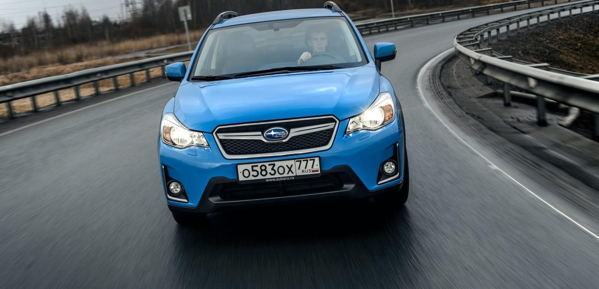 Subaru XV Hyper Edition: финальная версия для России