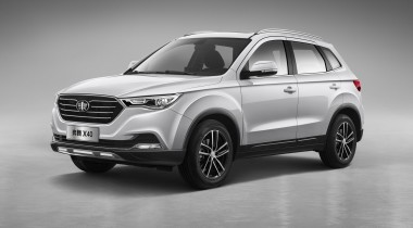FAW Besturn X40: старт продаж и цена для России