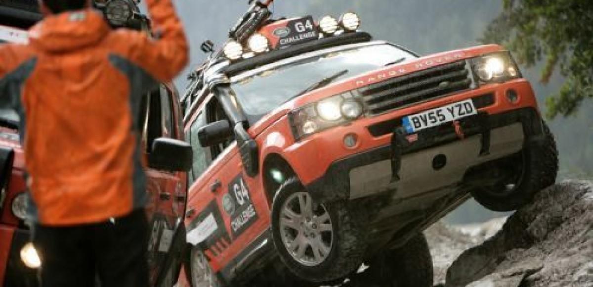 2009 Land Rover G4 Challenge набирает участников