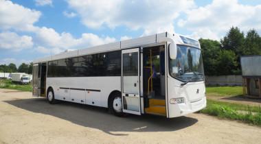 Автобус «Неман». Гость из прошлого