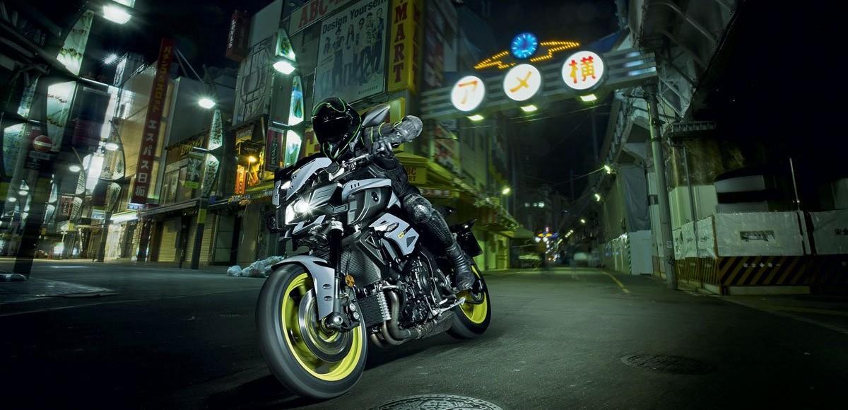 Yamaha MT-10. Лови момент
