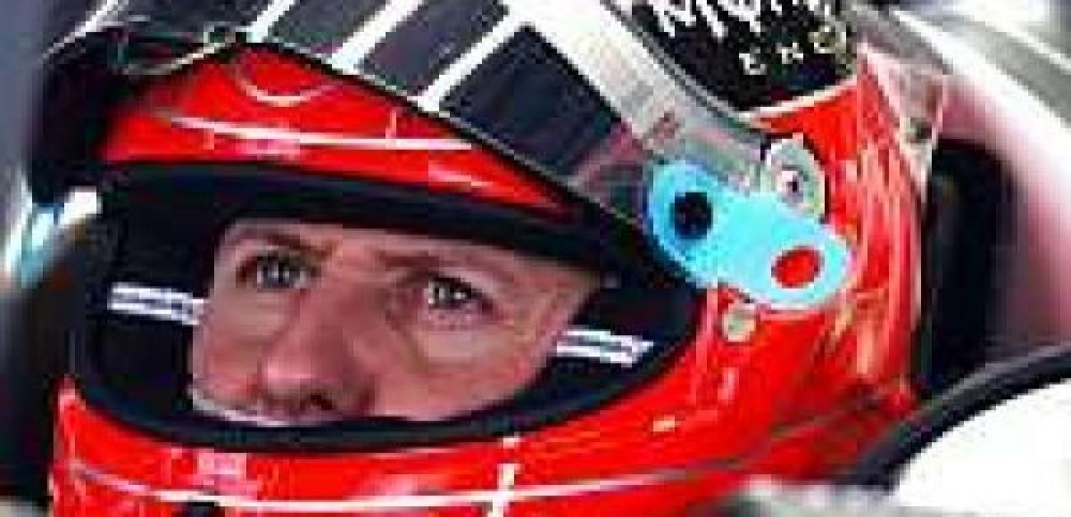 Шумахер: «Новый автомобиль, новое счастье»