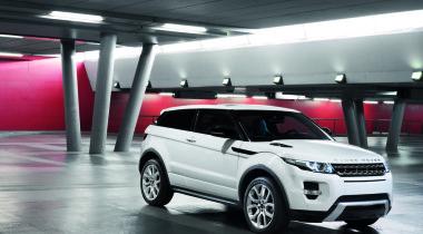 Range Rover Evoque: городской кроссовер премиум-класса