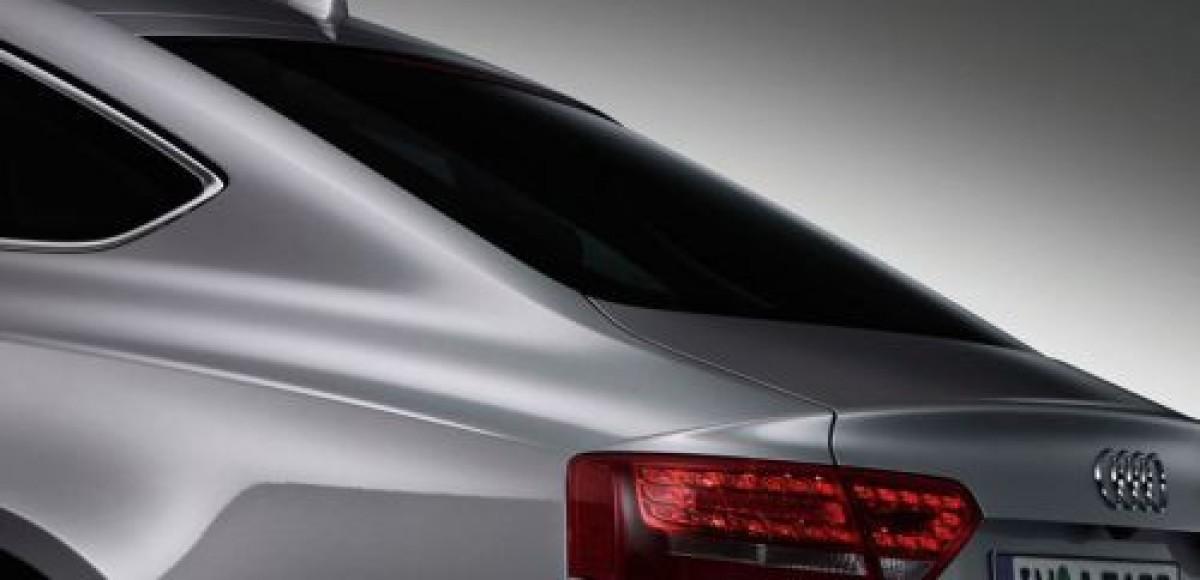 Audi A5 Sportback появится в России осенью