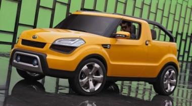 В KIA Motors предложили молодежную версию пикапа