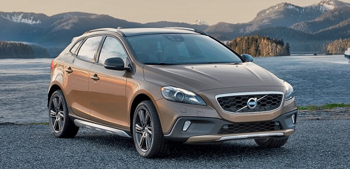 Volvo V40 Cross Country. Вне конкуренции