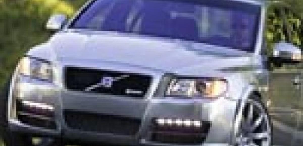 Volvo на SEMA-2007. Пять лет – пять машин