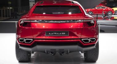Lamborghini Urus пойдёт в серию в 2017 году