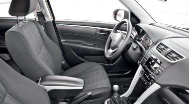 Suzuki Swift 4WD. Недоросль