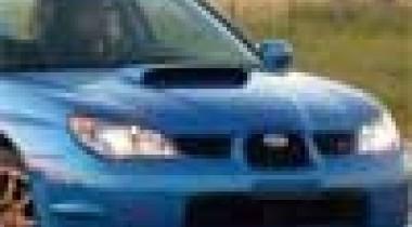 Subaru подтверждает WRX