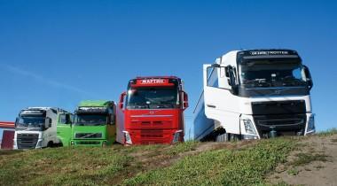 Scania S500. Дорога к Солнцу