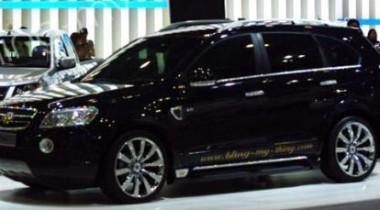 Chevrolet предлагает автомобиль, инкрустированный кристаллами Сваровски