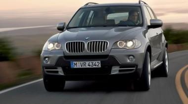 У москвички силой отобрали BMW X5
