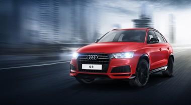 Audi Q3 S line competition: уже в продаже