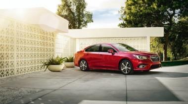 Subaru Legacy: в формате обновления