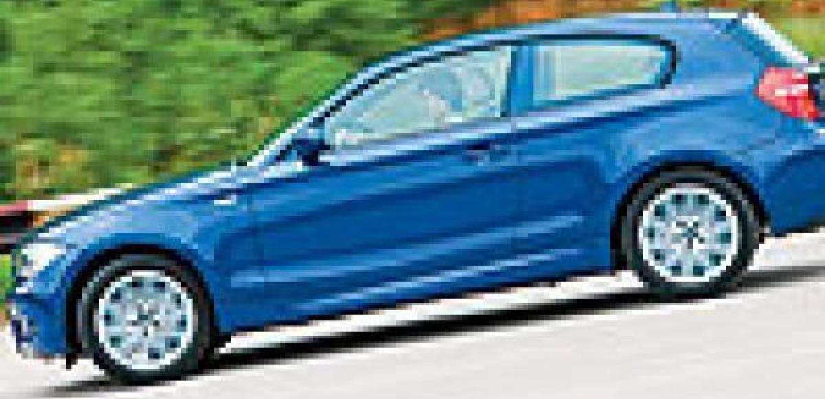BMW 120i. М-упаковка