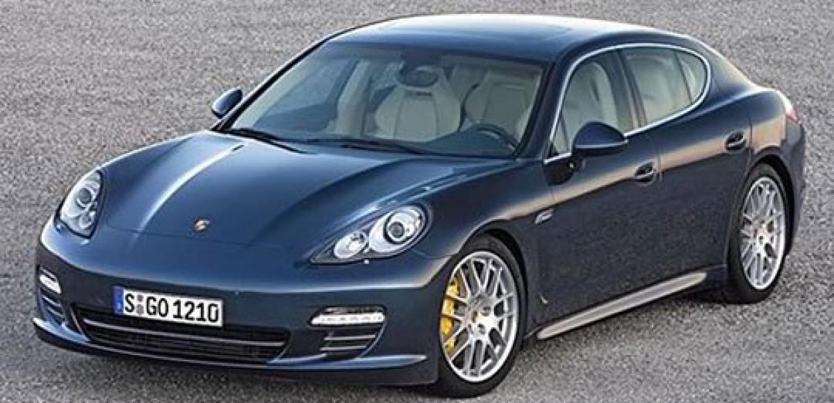 Porsche Panamera: роскошь как она есть