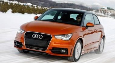 В Канаде прошли испытания прототипа Audi A1 quattro