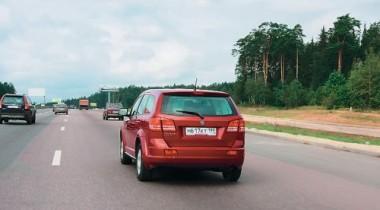 В Ленинградской области стартовал автопробег анонимных алкоголиков