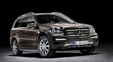 Mercedes-Benz выпустила люксовую версию GL Grand Edition
