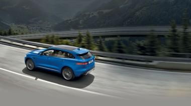 Jaguar F-Pace: миссия выполнена