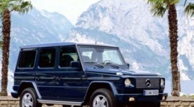Mercedes-Benz G400 CDI. Классика жанра