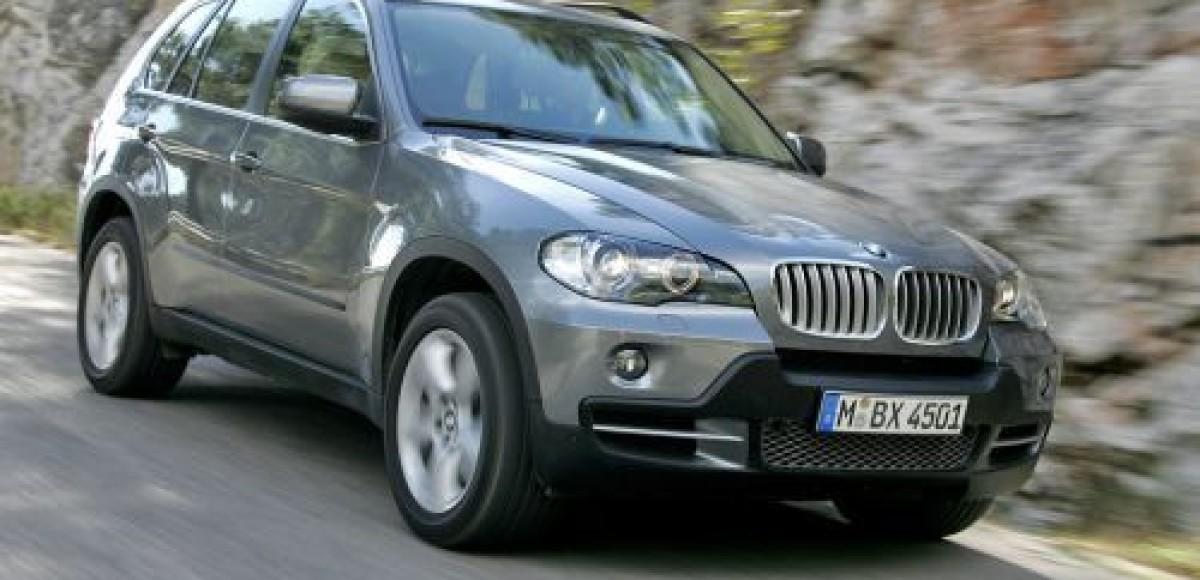 BMW X5 и MINI — лучшие автомобили по мнению читателей «Auto, motor und sport»