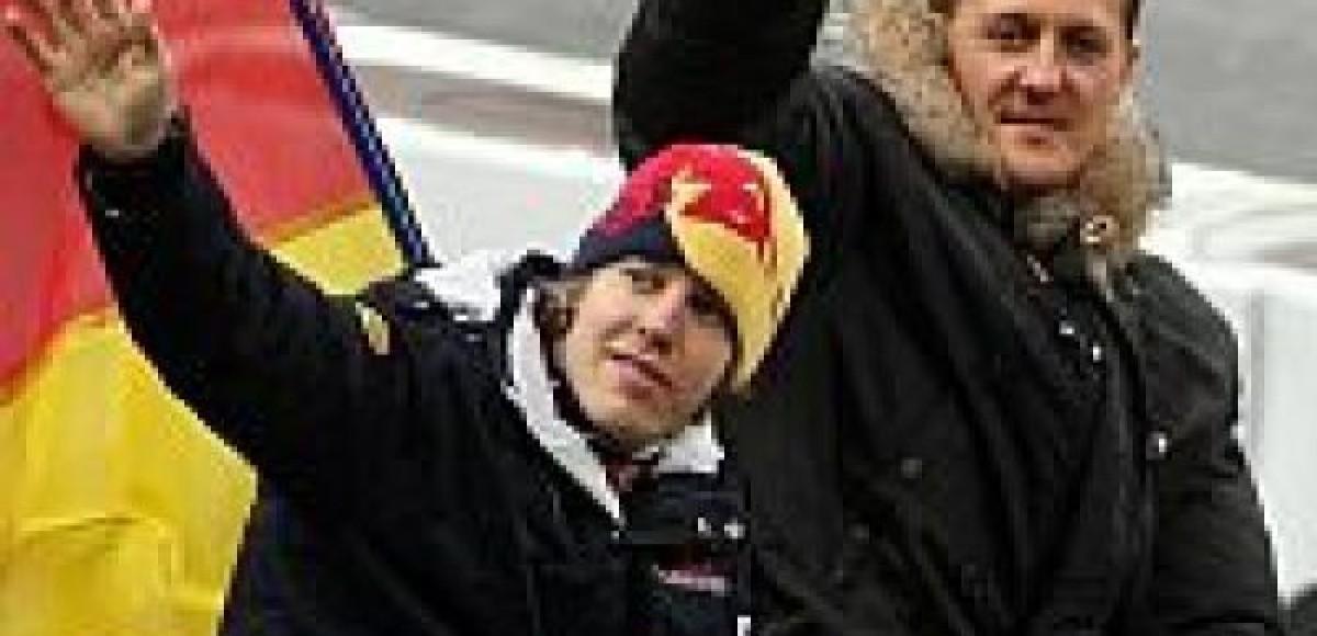 Феттель: «Мне всё равно, буду я бороться против Шумахера или нет»