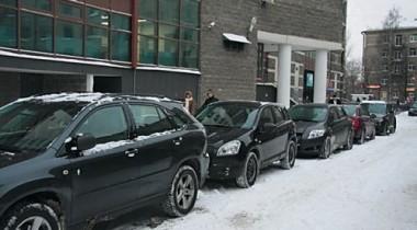 Петербуржец расстреливал припаркованные авто из… ручки