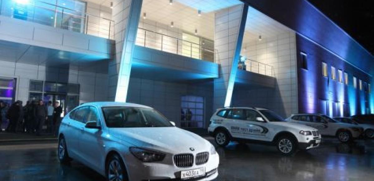 В ближнем Подмосковье открылся еще один автоцентр BMW
