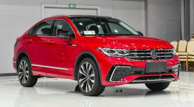 VW Tiguan получил новый салон