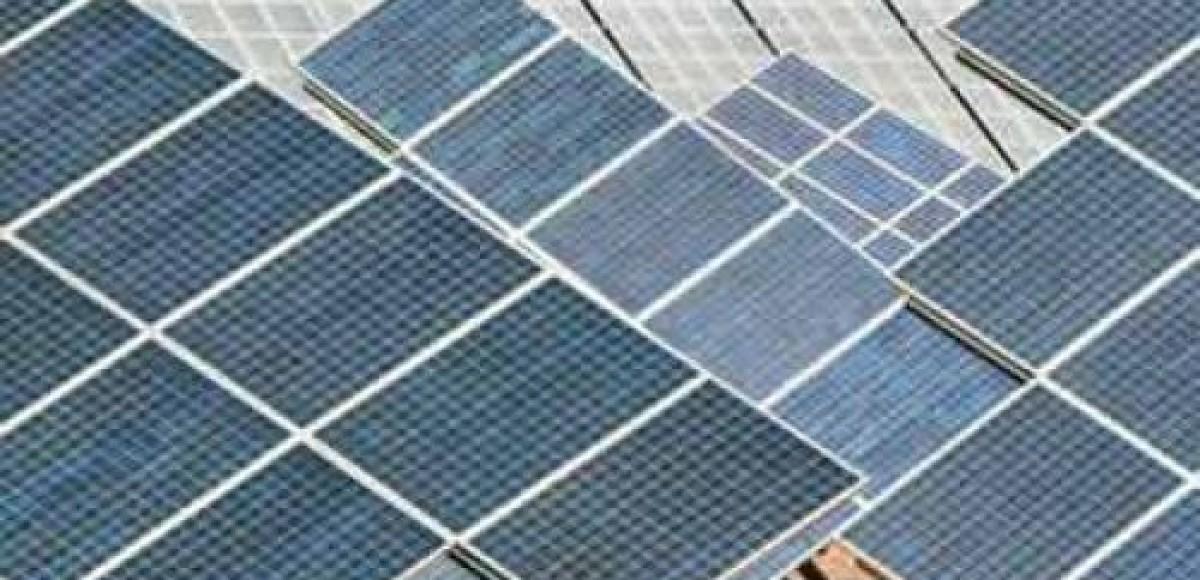 GM возведет солнечную электростанцию под Петербургом