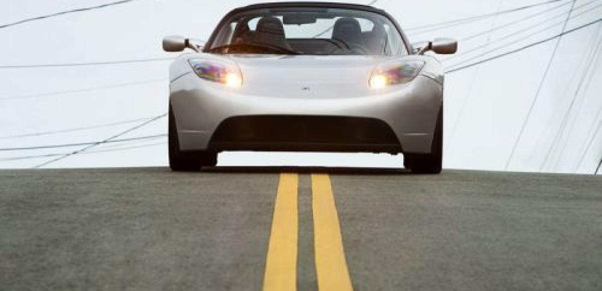 В Tesla Motors сконструируют седан на новой платформе
