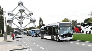 Busworld Europe: что показали на крупнейшей выставке автобусов в Бельгии