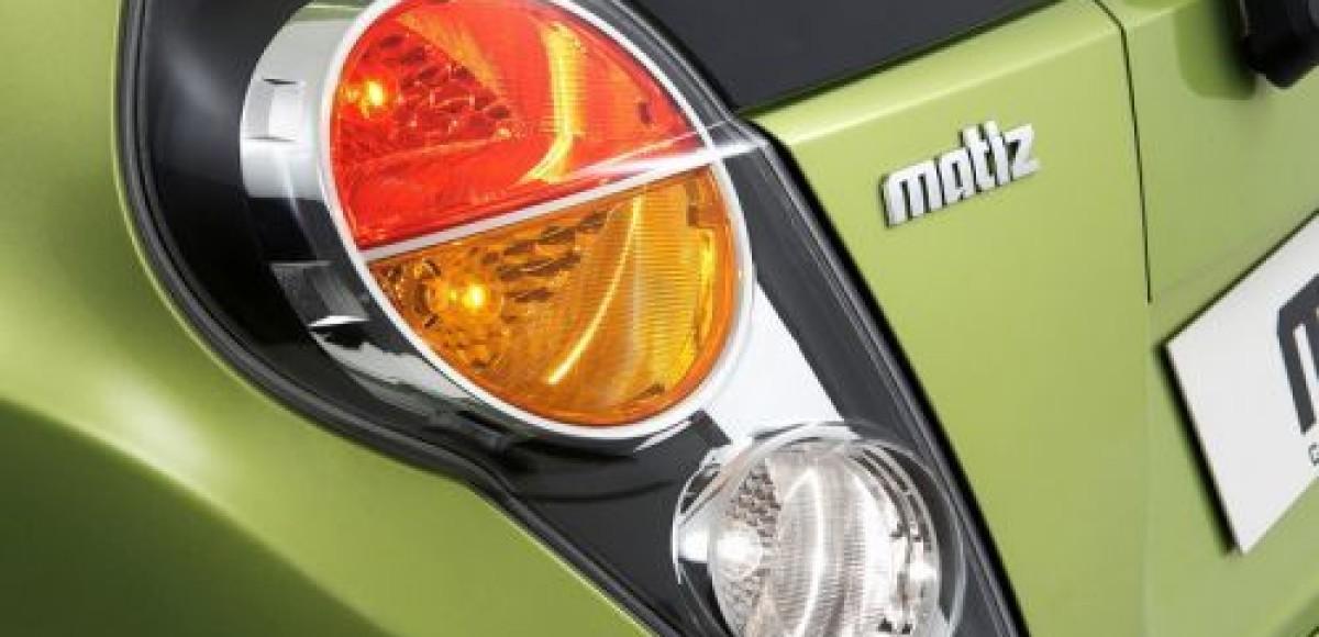 В Узбекистане готовятся к выпуску Daewoo Matiz нового поколения