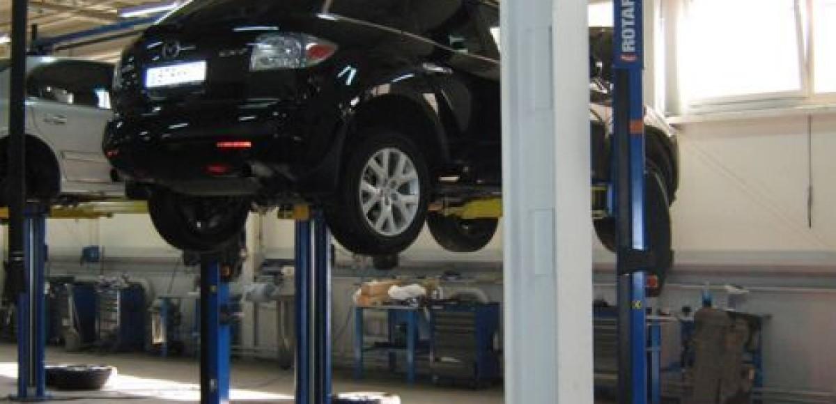 Сервис Mazda в «Автомире» – на 20% выгоднее