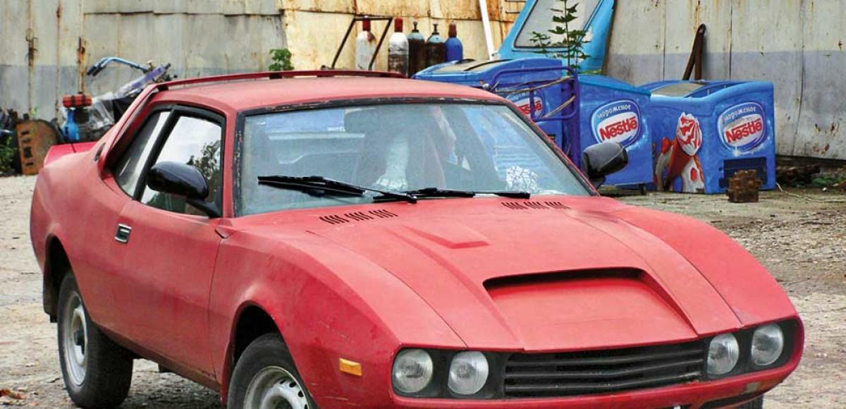 Самодельные спорткары СССР