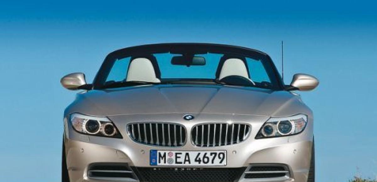 BMW Z4. Полное слияние