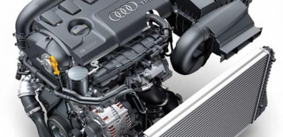 Международное жюри признало Audi 2.0 TFSI  двигателем года