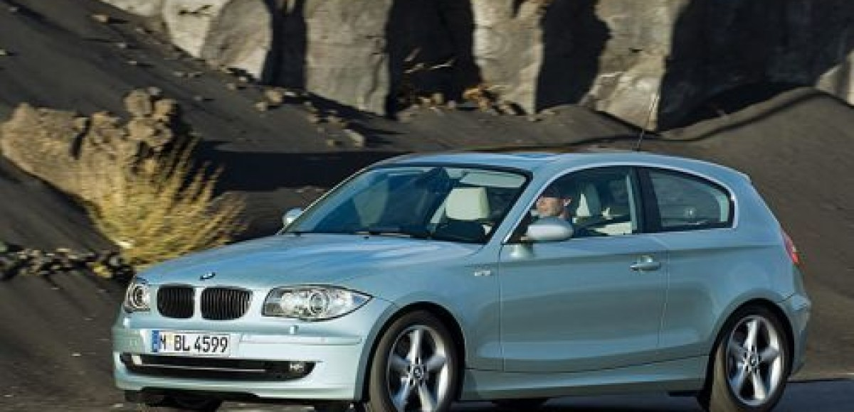 «Автокрафт», Москва. Опции для BMW 1-Series по особым ценам