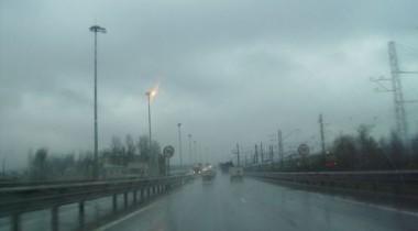Плохие погодные условия — причина сложной дорожной обстановки в Екатеринбурге