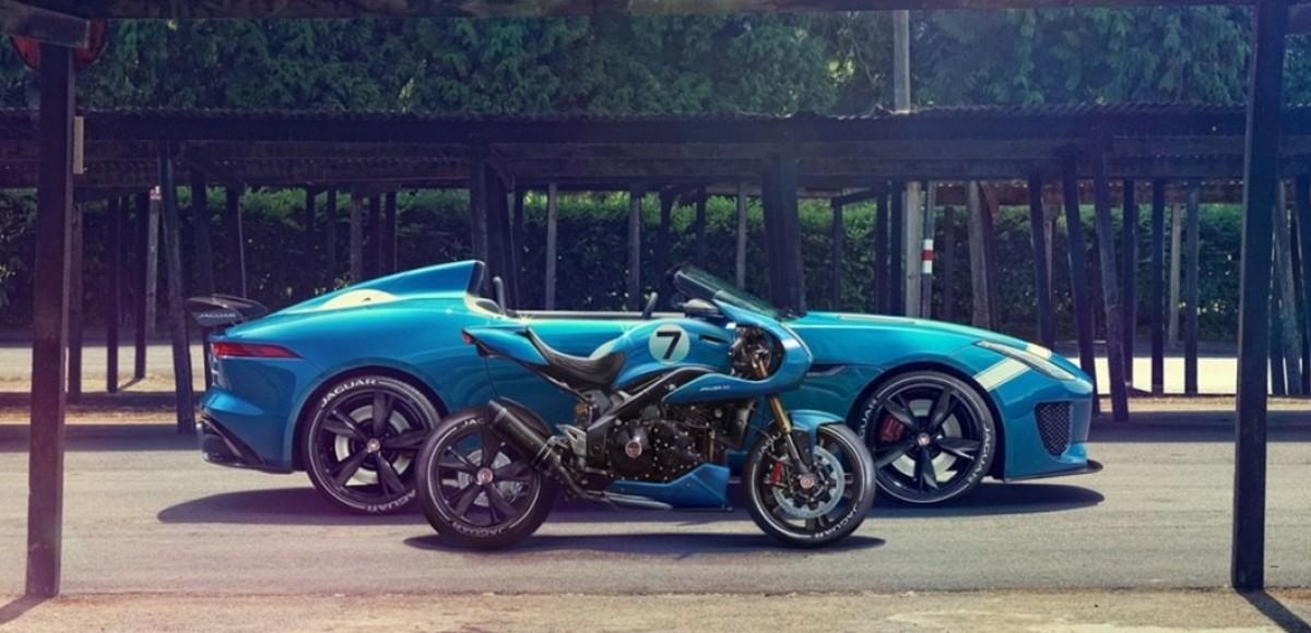 Каким мотоциклом мог бы стать автомобиль