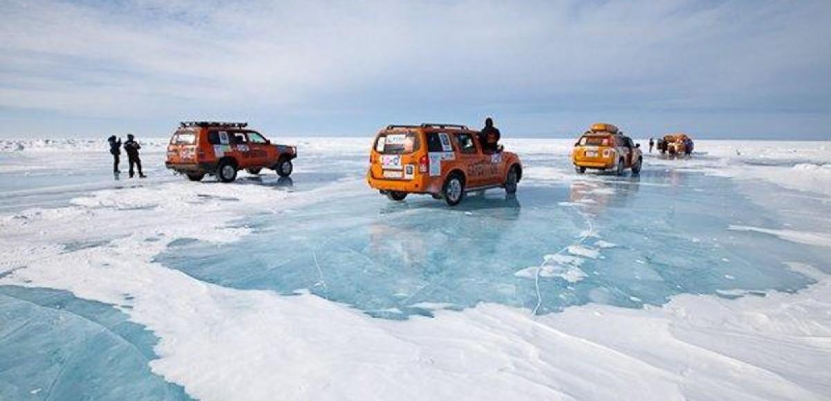 «Экспедиция-Трофи 2013». Приключение начинается!