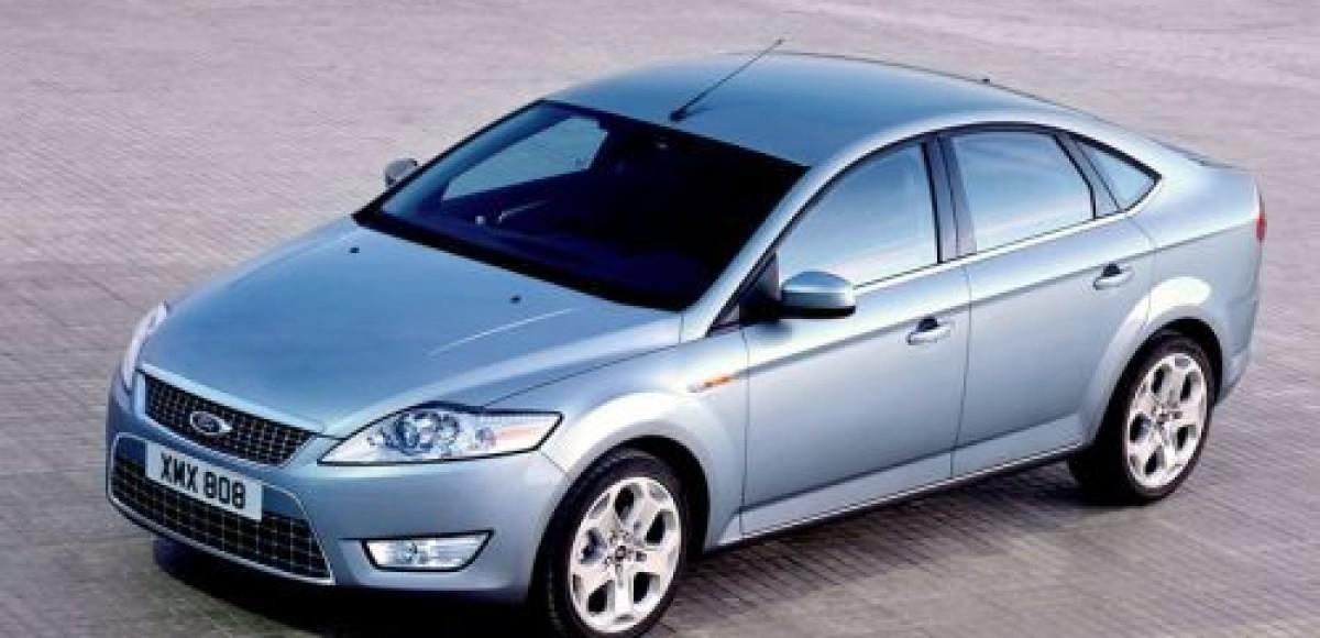 Поступил в продажу Ford Mondeo российской сборки