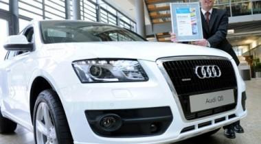 Евгений Плющенко продаст президентскую Audi