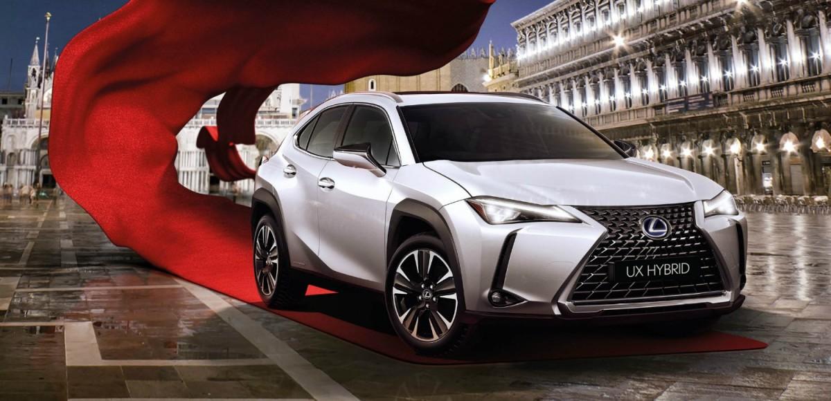 Lexus стал главным спонсором 75-го Венецианского международного кинофестиваля